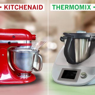 KitchenAid oder Thermomix Gewinnspiel