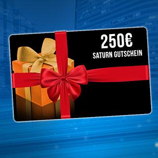 Saturn Gutschein Gewinnspiel
