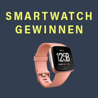 Smartwatch Gewinnspiel